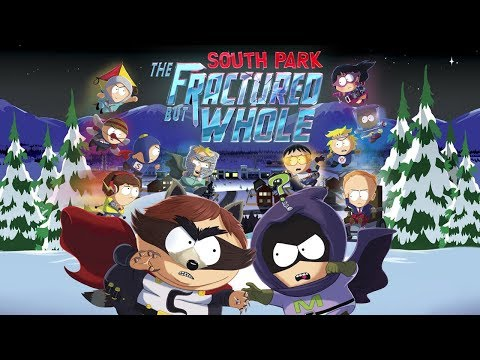 Dr. Broccoli joins Coon and Friends! - SOUTH PARK THE FRACTURED BUT WHOLE