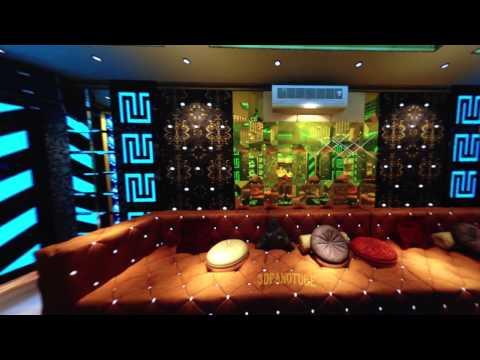 Karaoke Room #04: karaoke panorama, render 3dsmax