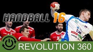 Handball 2016 Introductory Gameplay Xbox 360