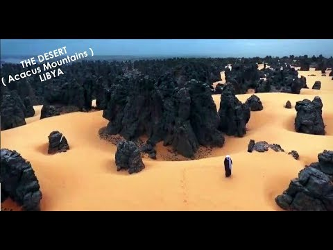 The Best Attractions In Libya Destimap Destinations On Map