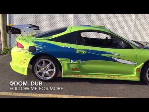 fast and furious mitsubishi eclipse youtube. Black Bedroom Furniture Sets. Home Design Ideas