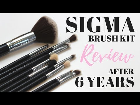 6 YEAR BRUSH KIT REVIEW - Best Beginner Kit?!