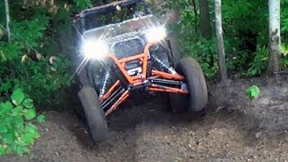 Polaris RZR XP 1000s in Action - Getting a Feel for how the XP1K Performs
