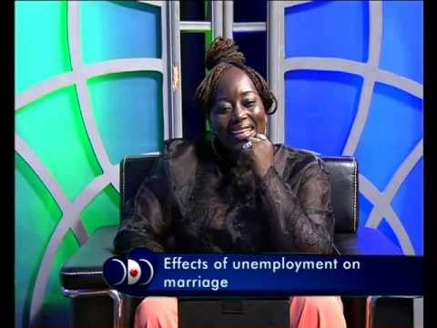 Effects of unemployment on marriage