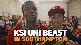KSI Uni Beast - Southampton University
