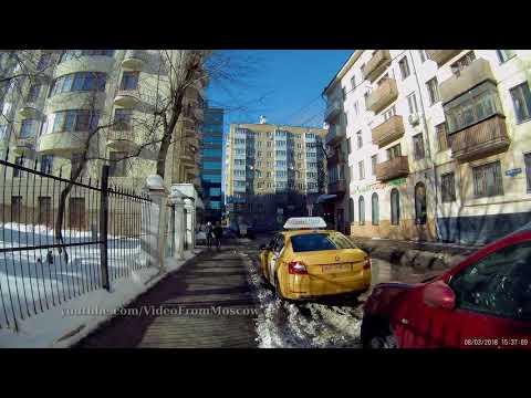По Замоскворечью: Татарская, Озерковская, Овчинниковская // 8 марта 2018 года