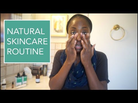 natural-skincare-routine-for-dry/acne-prone-skin