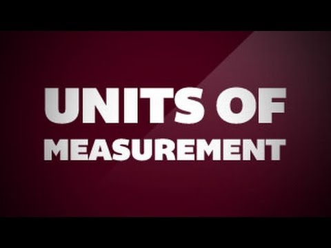 Measurement Units | CBSE Class 5 Mathematics