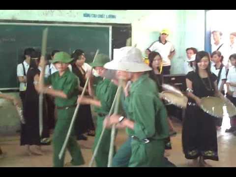 Tiếng chày trên sóc Bombo (đoạn cuối)