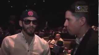 Jorge Linares talks up and down journey in return to a big PPV card