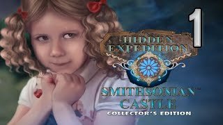 Hidden Expedition 8: Smithsonian Castle [01] w/YourGibs - TIME TRAVEL ACCIDENT - OPENING - Part 1