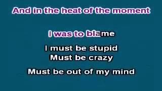 Karaoke(Beat) Mirror Mirror -M2M