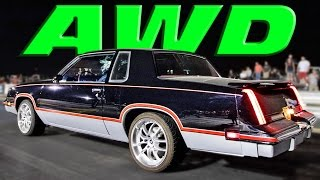 The 800hp AWD Cutlass!? - vs - 800hp Jeep SRT-8