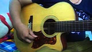 tình lỡ cách xa cover -guitar