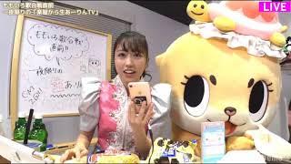 佐々木彩夏が激怒!?ちぃたん☆がコーラを振りまくって暴走w名コンビ誕生の瞬間
