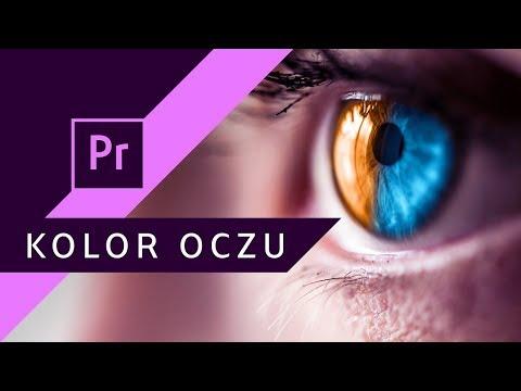 Jak zmienić kolor oczu? ▪ Adobe Premiere #89 | Poradnik ▪ Tutorial thumbnail