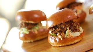Beth Bbq Chicken Slider Recipe (no Bbq Needed!)