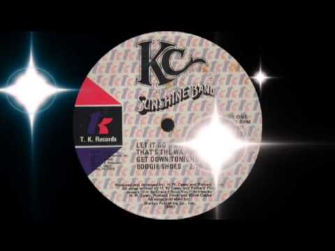 KC & The Sunshine Band - That's The Way (I Like It) T.K. Records 1975
