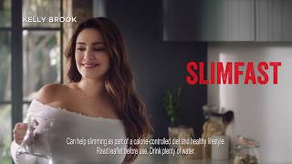 SlimFast Advanced Vitality 4 in 1 Action TV Ad