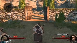 The First Templar Steam Special Edition Gameplay (PC HD)