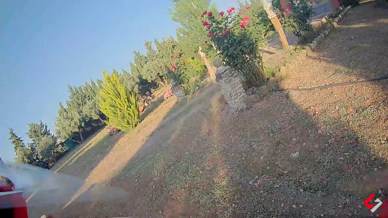 FPV drone racer crash картинки