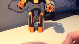 Как сделать Боевого робота