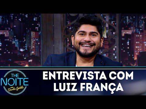 Entrevista com Luiz França | The Noite (08/06/18)
