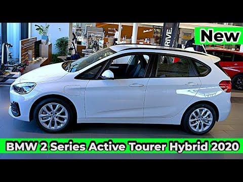 New BMW 2 Series Active Tourer Hybrid 2020 Review Interior Exterior