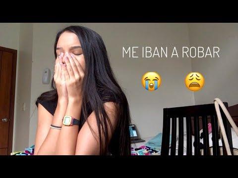 V: me puse a llorar en pleno bus en Guayaquil...