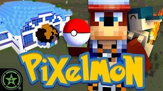 More Pokemon than Sword & Shield? - Minecraft - Pixelmon (Part 1)