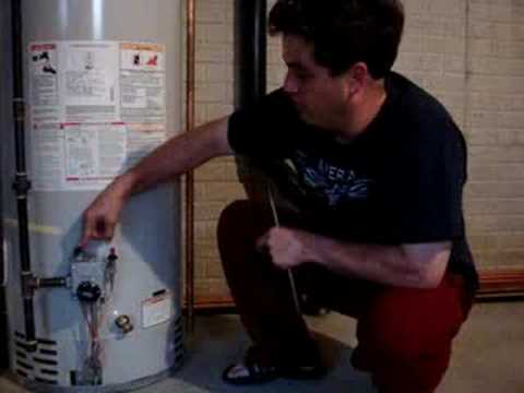 YouTube Premium  sc 1 st  YouTube & Lighting a Water Heater - YouTube
