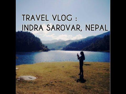 My trip to Indra sarovar, Nepal //UJINVLOGS//