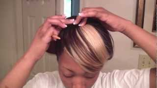 ★★Shaunie ((from BB Wives)) Inspired Qk Weave TUTORIAL★★