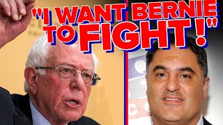 Young Turks founder Cenk Uygur: 'I want Bernie to fight'