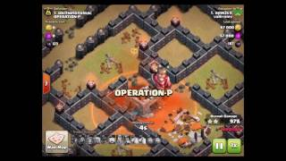 clash of clans perfect war!!!! who won though?