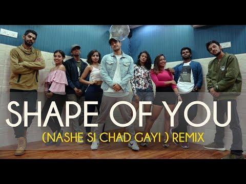 Ed Sheeran - Shape Of You (Nashe Si Chadh...