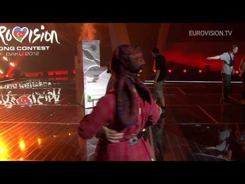 The 2012 Eurovision Song Contest Kicks Off In Baku