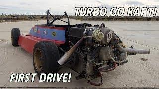 driving the turbo go kart youtube driving the turbo go kart