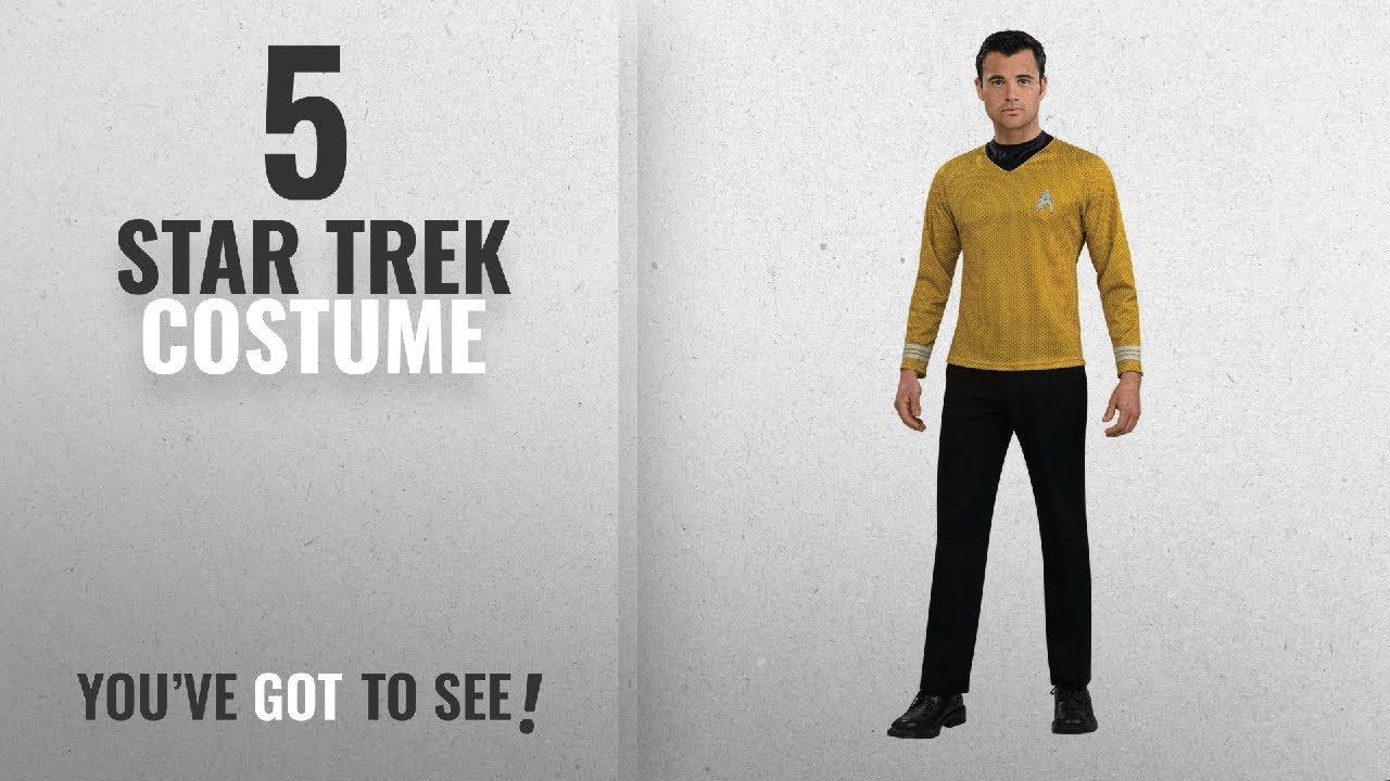 Rubies Parrucca Capitano Spock Star Trek Originale Parrucche e parrucchi