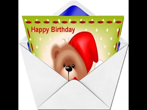 The Best Happy Birthday Greeting Cards (iPhone & iPad)