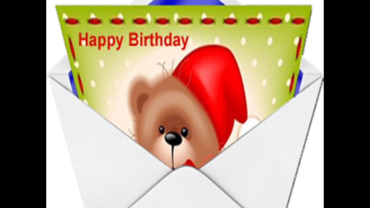 The Best Happy Birthday Greeting Cards IPhone IPad