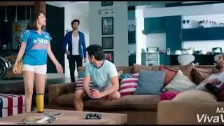 Pyar ka punchnama 2 | india vs pak | gogo and chiku romantic scene || accedent scenes || very funny