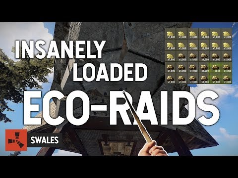 INSANELY LOADED ECO-RAIDS  - RUST thumbnail