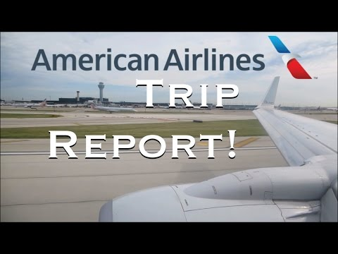 FULL FLIGHT: American Airlines Boeing 737-800 | Chicago O'Hare-West Palm Beach