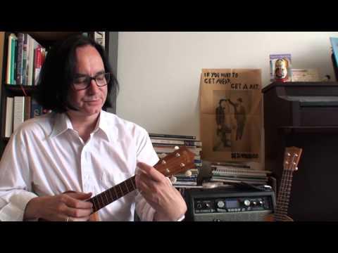 Petey's Ukulele Killer Chord Tips:  D major and E major