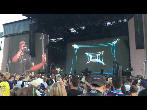 A Tribe Called Quest Live at Panorama - Last NYC Performance