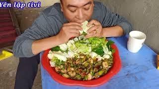 Thử Thách ăn Nhót Chộn Chuối Xanh\