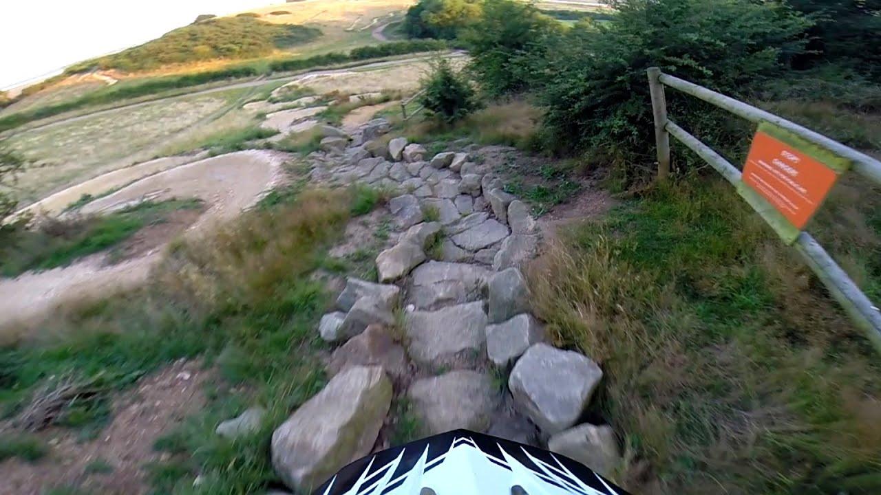 MTB Ride Hadleigh Olympic Park 2014
