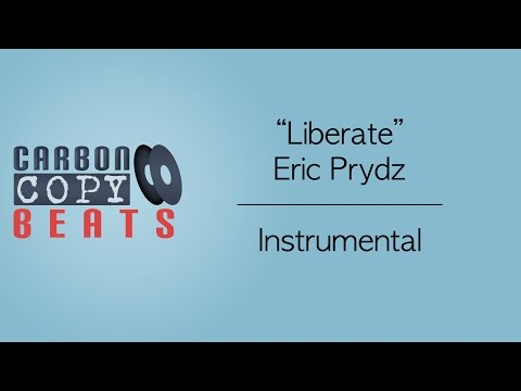 Liberate   Instrumental  Karaoke In The Style Of Eric Prydz