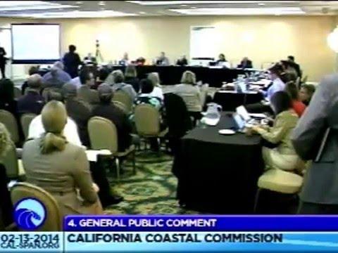 California Coastal Commission 2 13 2014
